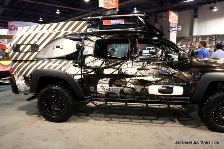 2011 Custom Toyota Oakley Surf Tacoma