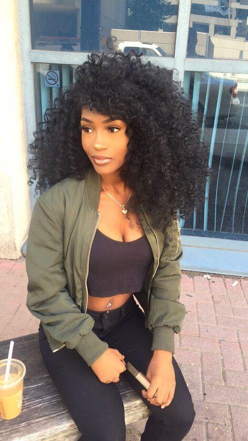 25 Best Pretty Black Girls Ideas On Pinterest  Black Girl Hair, Beautiful Black -2323