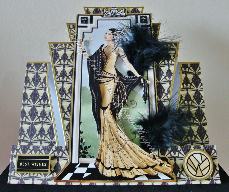 Art Deco Docrafts