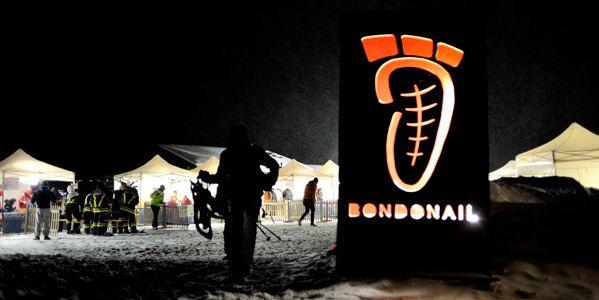 BondonAIL ciaspolata notturna di beneficienza