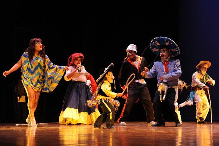 Danza del Torito originaria de Silao, Guanajuato.
