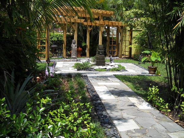 Side of house pathways on pinterest gardens tea houses and walkways