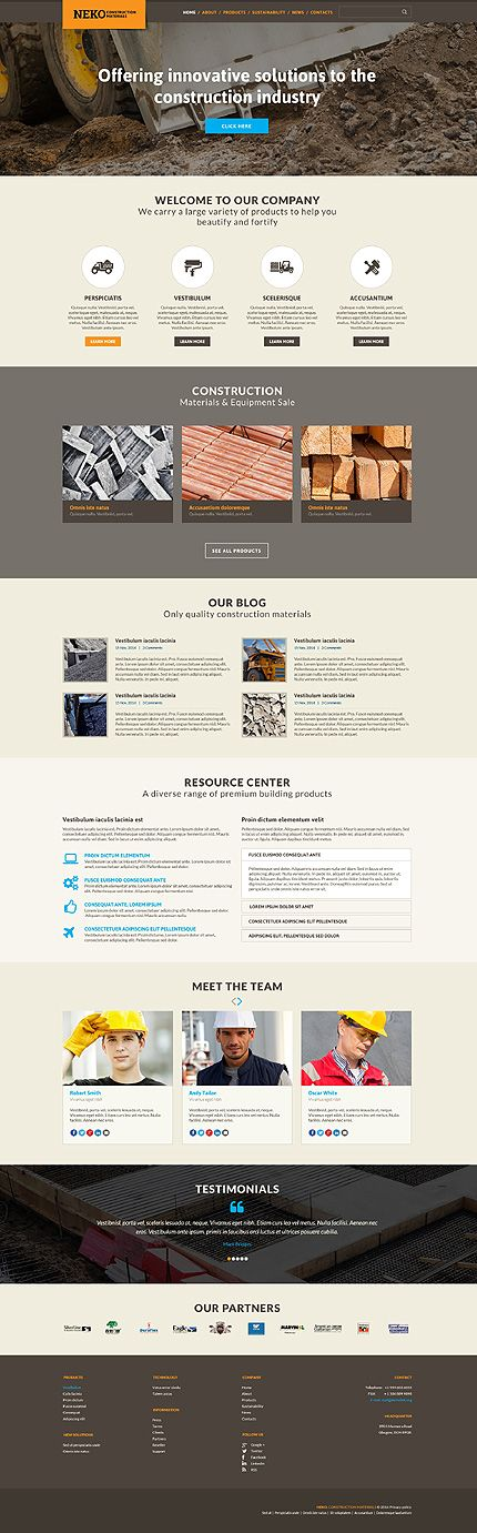 Really epic responsive theme!