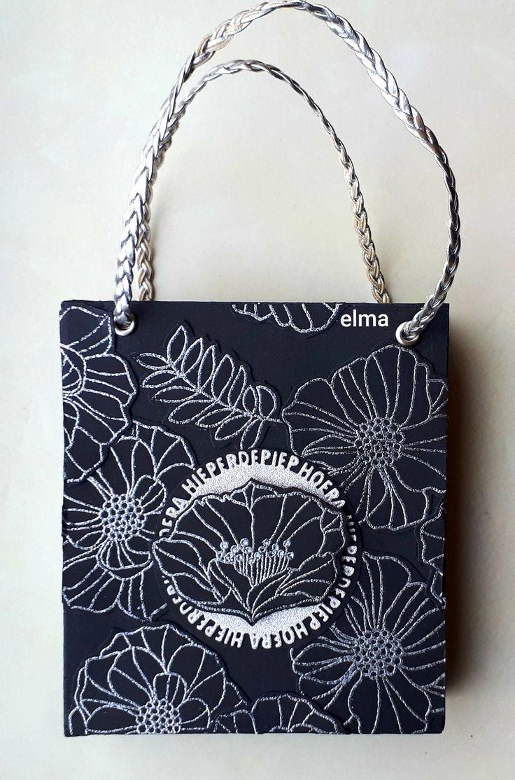 Bag Brilliant Blooms mft