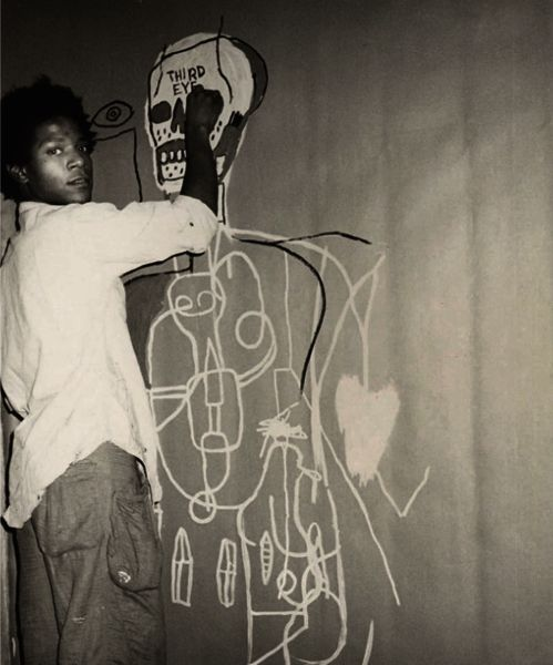 I was a really lousy artist as a kid. Too abstract expressionist, or I'd draw a ram's head, really messy. I'd never win painting contests. I remember losing to a guy who did a perfect spiderman. ~ Jean Paul Basquiat