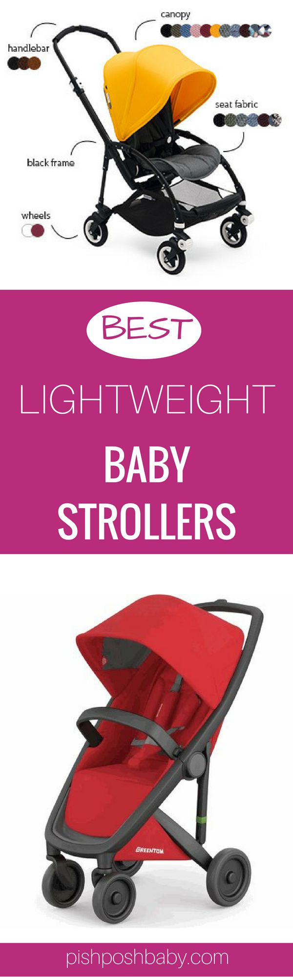 Best lightweight umbrella baby strollers | There are so many choices of light in weight strollers to choose from at pishposhbaby.com. Find cheap options as well as those high end models. You can read customer reviews and answers to most common questions about given models. {Ad}