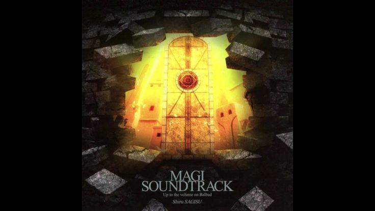 Magi Magic of the Labyrinth OST - Cordialement