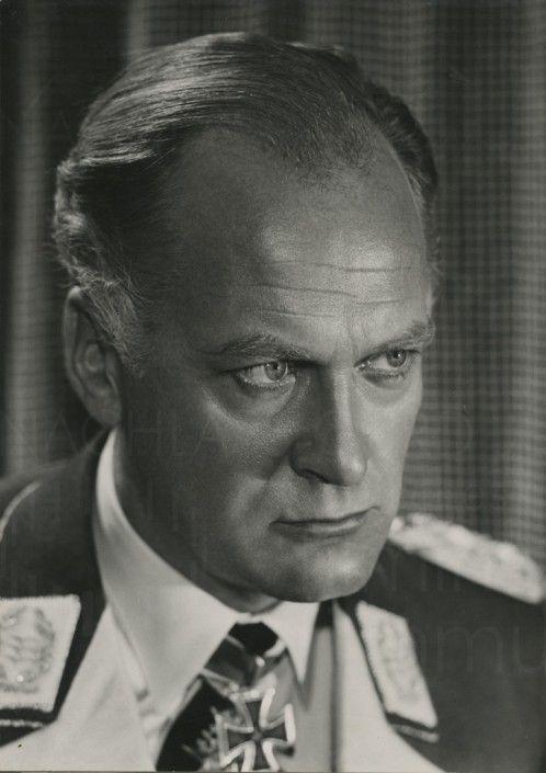 DES TEUFELS GENERAL (1955) Porträtfoto 9