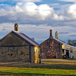 Woolmers Estate,Tasmania,Australia