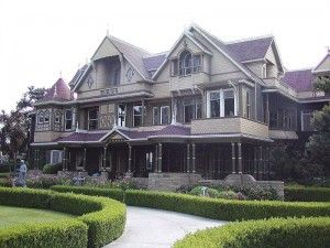 The Winchester Mystery House   Haunted Places In America