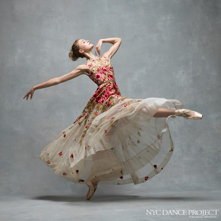 Such beauty and strength. NYC Dance Project Miriam Miller, New York City Ballet.