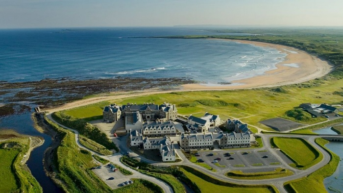 The Lodge and Spa at Doonbeg,   County Clare, Ireland, UK
