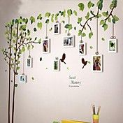 White+Photo+Frame+Set+of+9+with+Wall+Sticker++–+AUD+$+120.11