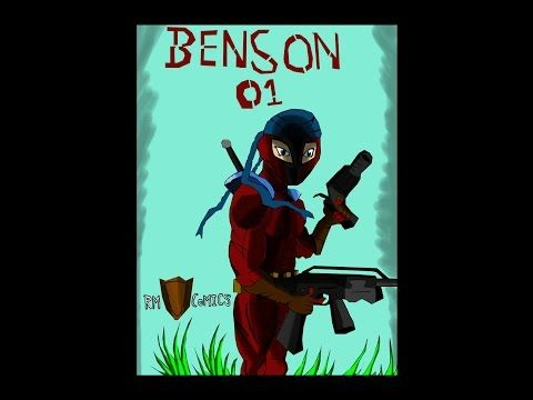 Webcomic Series Benson