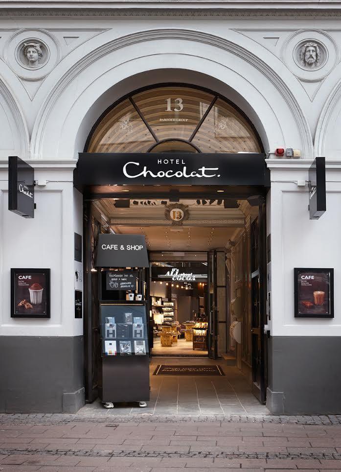 Chokoladeelskernes største drøm: Backstage hos Hotel Chocolat