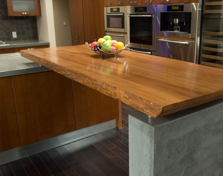 best 25 concrete kitchen countertops ideas on
