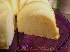 La torta di ricotta al limone, senza farinaè da un po' che volevo prepararla, perché vedendo la ricetta su Youtube, mi sembrava molto bella e scenografica