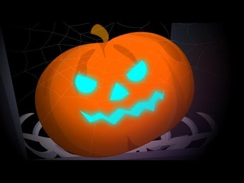 Halloween night | Scary Rhyme | Funny Scary Halloween Video | Cars Rhymes and Song - YouTube