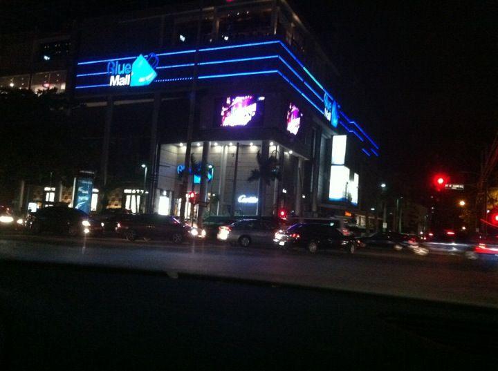 Blue mall SANTO DOMINGO...