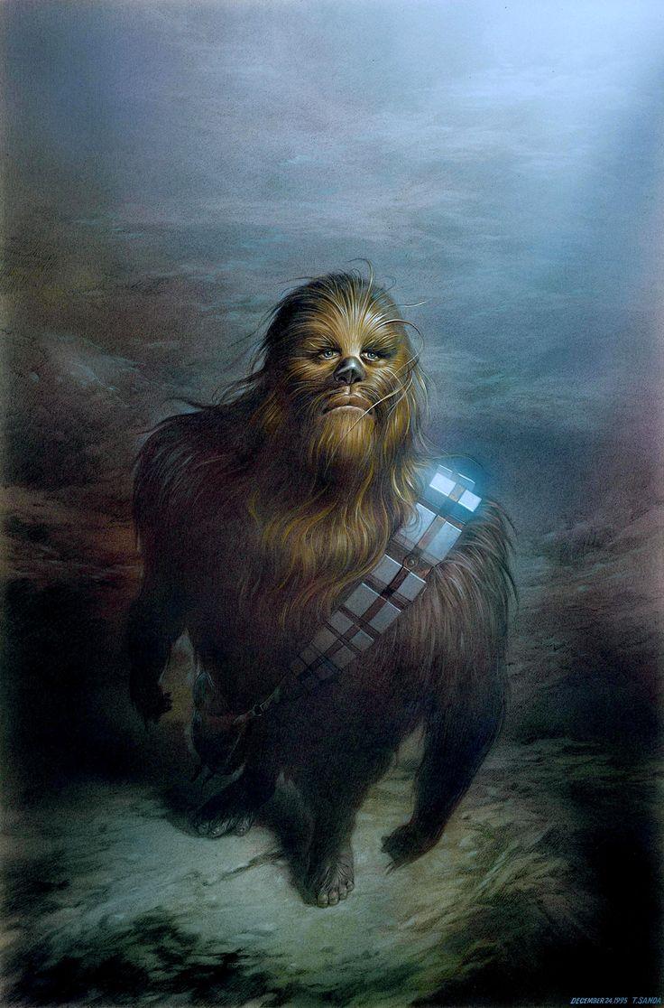 A.R.C.H.I.V.E., star-wars-and-stuff: Heroes: Chewbacca/Where Is...