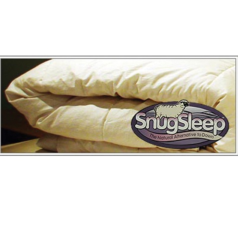 Snuggle in our soft and comfortable wool duvet which will ensure you a great sleep and a dreamy night.  This duvet has the maximum loft and insulation to keep you warm with the least weight. The cover has soft percale cotton that allows maximum breathability. Perfect for all year round. You will not find a better natural wool duvet anywhere in the world