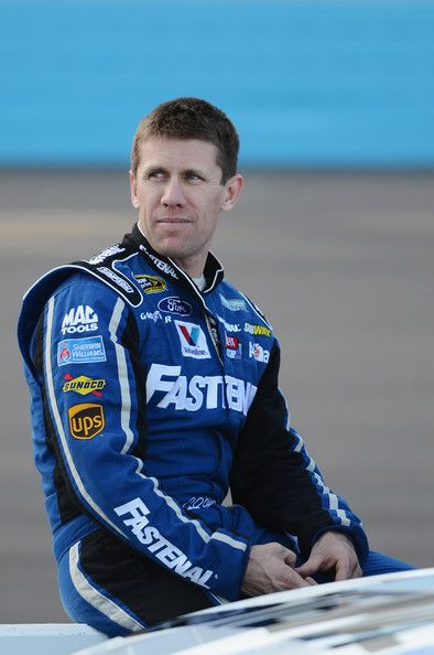 Carl Edwards - Phoenix International Raceway: Day 2