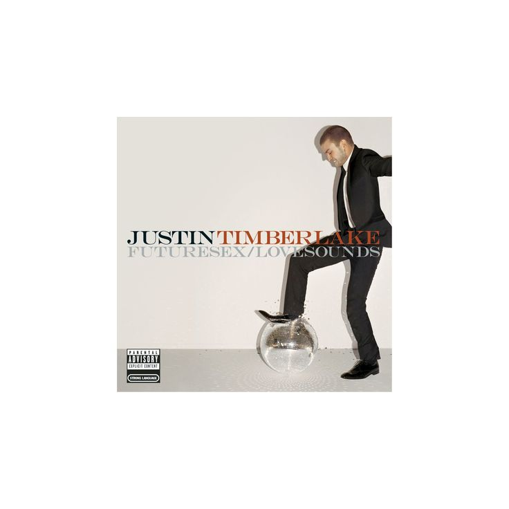 Justin Timberlake - FutureSex/LoveSounds [Explicit Lyrics] (CD)