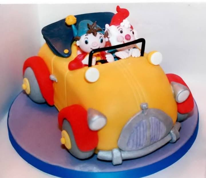Noddy  Big Ears Cake