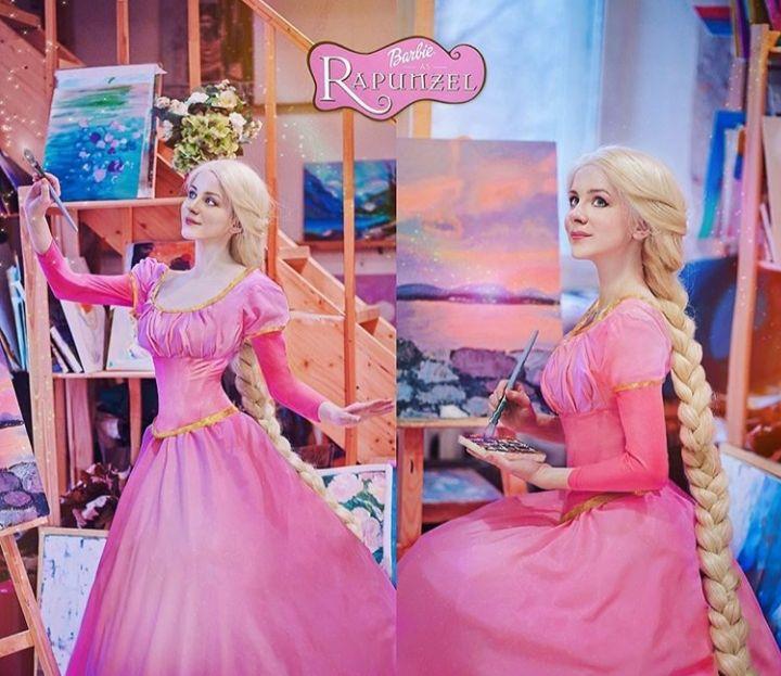 Pin by merlijn on Margaret ) in 2020 Rapunzel cosplay
