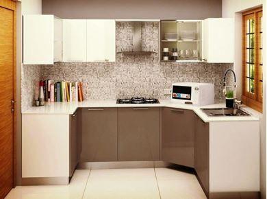 Buy Condor Spartan U Shaped Kitchen Online   HomeLane India