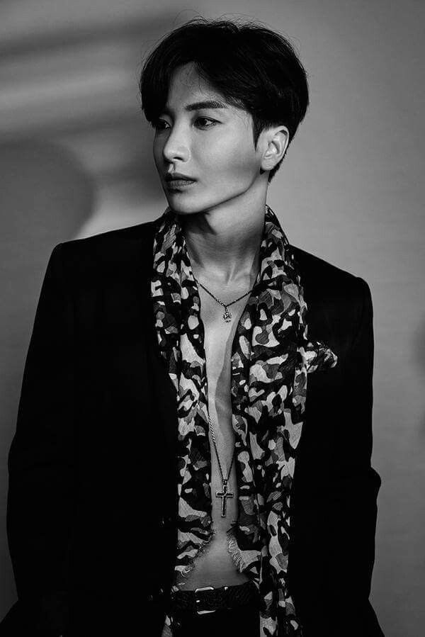 Super Junior Special Album Devil Teaser Leeteuk