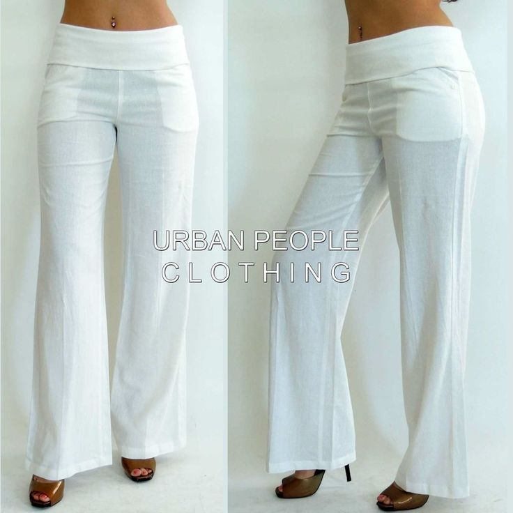 sexy linen pants - Pi Pants