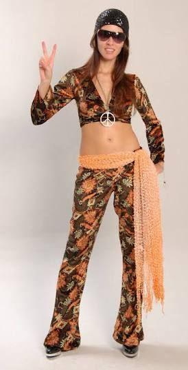 621ed0cab9dd4 Resultado de imagem para roupas anos 70 feminina festa hippie ...