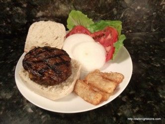 Southwestern Stuffed Pork Burgers pellet grill recipe BBQ smoker