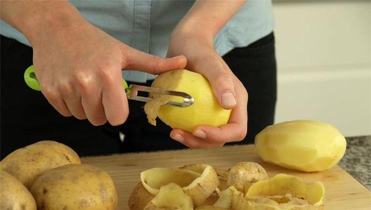 Meghámozod a gyümölcsöt és a zöldséget, majd a maradékot kidobod, pedig varázsszerektől vonod meg a tested, vagy akár az otthonod!