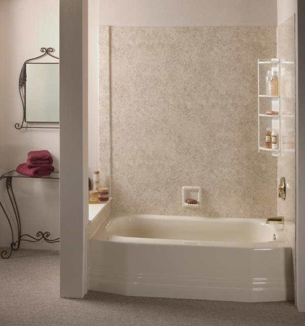 14 best images about rebath bathroom ideas on pinterest for Bathroom designs 8 x 15