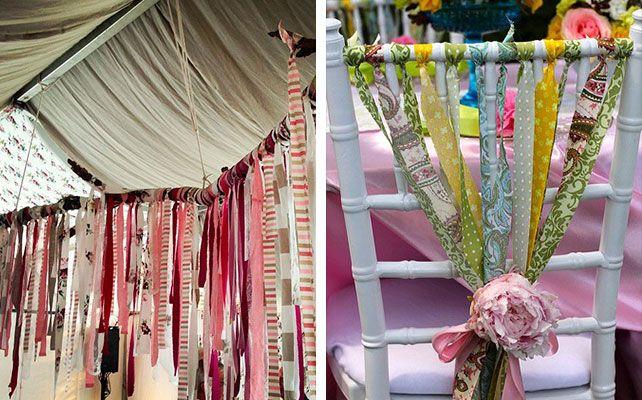 Вариант украшения зала. 10 вариантов стильного декора свадьбы из IKEA