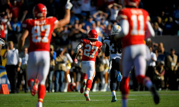 Chiefs ride trends in L.A. to AFC West lead = We look at the finer details of the Chiefs win in Los Angeles over the Chargers. Can they carry trends over to.....
