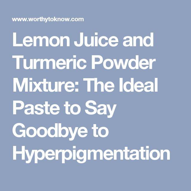 Best 25+ Hyperpigmentation remedies ideas on Pinterest - powder burn rate chart