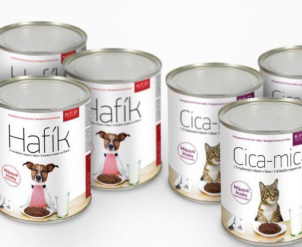 40 Creative Pet Food Packaging - Blog of Francesco Mugnai