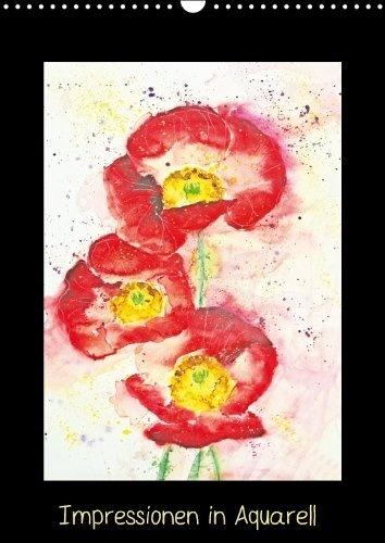 Impressionen in Aquarell (Wandkalender 2013 DIN A3 hoch) von Calvendo, http://www.amazon.de/dp/3660033472/ref=cm_sw_r_pi_dp_0s9Oqb0J65VQE