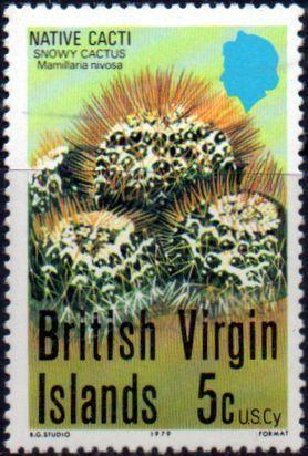 British Virgin Islands Stamps 1978 Corals SG 380 Fine Mint Scott 333 Other Virgin island Stamps HERE