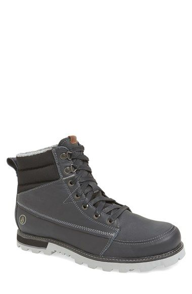 Volcom 'Sub Zero' Suede Boot (Men) available at #Nordstrom