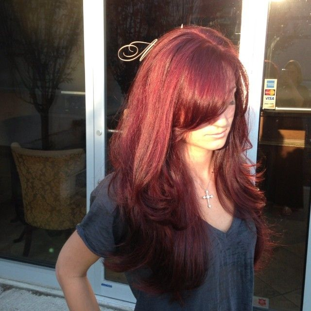 long layers + red = <3