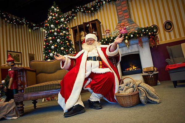 Рождественская сказка Копенгагена. Когда ехать и что посмотреть? #Denmark #Copenhagen #Tivol