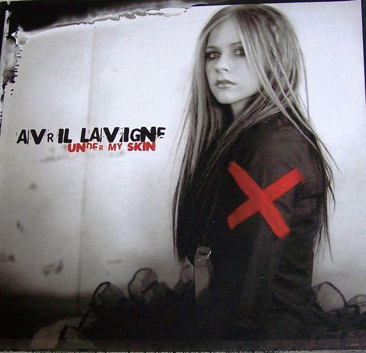 Under My Skin CD by Avril Lavigne