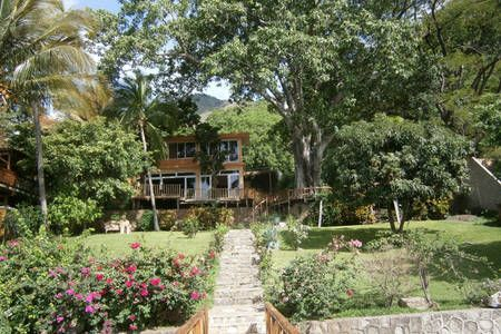Check out this awesome listing on Airbnb: Beautiful house in a beautiful lake - Houses for Rent in Lago de Coatepeque