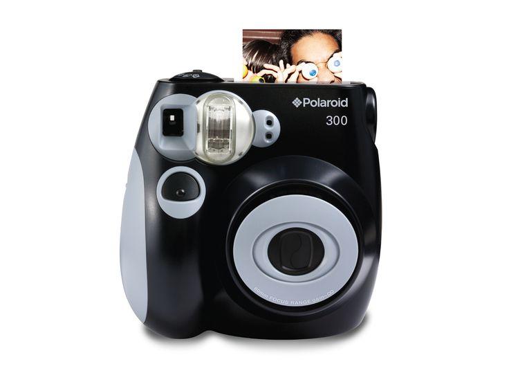 Dette er den moderne versjonen av det klassiske polaroidkameraet