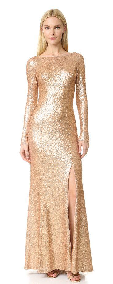1000  ideas about Sequin Gown on Pinterest - Elegant dresses ...
