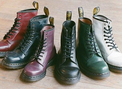 Dr martens ... love it in bordeaux :3